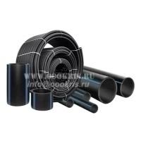 Труба водопроводная напорная ПЭ100 ГОСТ 18599-2001