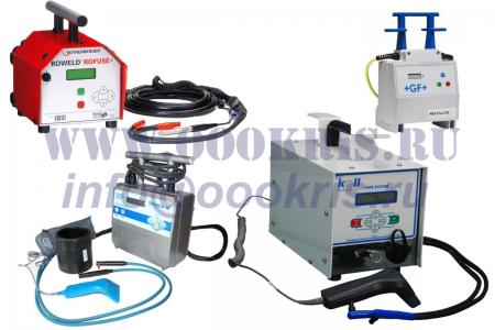 Аренда муфтового аппарата для сварки фитингов с закладными электронагревателями