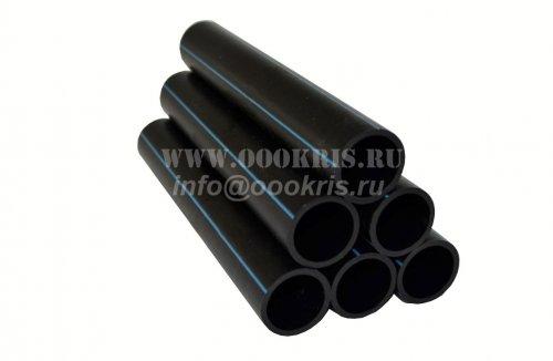 Труба полиэтиленовая (ПНД) напорная питьевая ПЭ100 SDR11; SDR13,6; SDR17; SDR17,6; SDR21; SDR26 d.710мм.