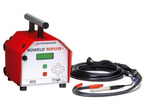 Аренда муфтового аппарата Rothenberger ROWELD ROFUSE