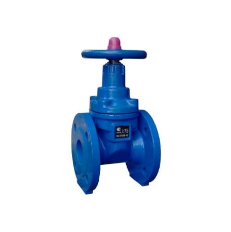 Задвижка клиновая 30ч39р DN 100 PN16 МЗВ Водоприбор