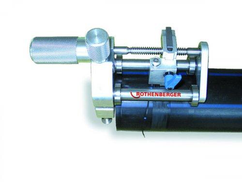 Устройство для снятия оксидного слоя д.110-500мм. Ротенбергер Германия