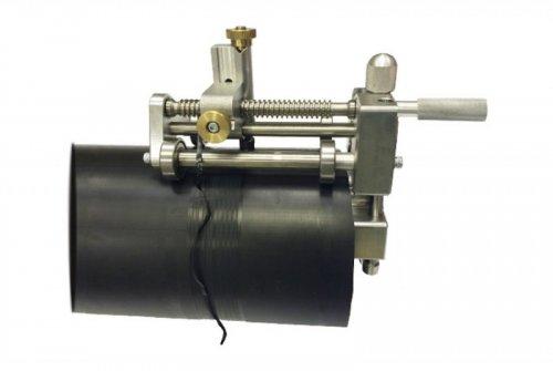 Устройство для снятия оксидного слоя полиэтиленовых труб d110-550мм.Volzhanin (Волжанин Россия)