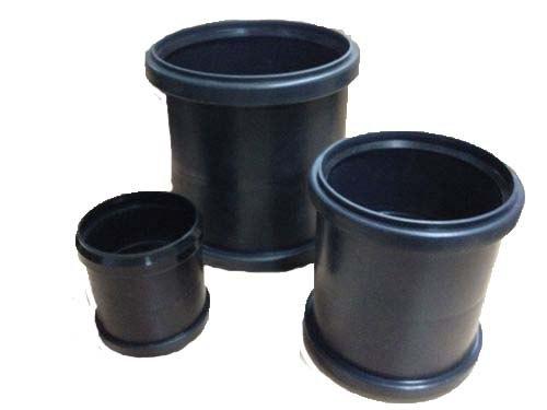 Труба полиэтиленовая ПНД техническая д.125 (SDR21)