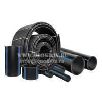 Труба ПНД Полиэтиленовая 20 ПЭ100 SDR 9 (PN20) для водоснабжения