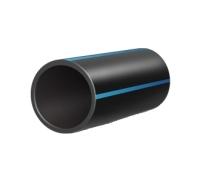 Труба ПНД Полиэтиленовая DN 125 ПЭ 100 SDR 11 (PN16) для водоснабжения