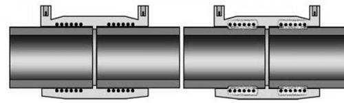 Труба ПНД Полиэтиленовая DN 280 ПЭ 100 SDR 11 (PN16) для водоснабжения
